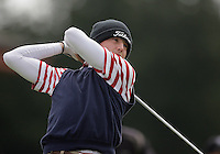 20 May, 2010:  Southern Methodist Universities Matt Schovee drives the ball down the fairway on hole one during the NCAA West Regional First Round at Gold Mountain Golf Course in Bremerton, Washington.