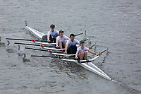 Crew: 207   The Kings School Chester Rowing Club   Mx Sch/Jun 4x-<br /> <br /> Schools' Head of the River 2018<br /> <br /> To purchase this photo, or to see pricing information for Prints and Downloads, click the blue 'Add to Cart' button at the top-right of the page.