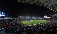 Carson, CA - Saturday August 12, 2017: StubHub Center, LA Galaxy vs New York City FC during a Major League Soccer (MLS) game between the Los Angeles Galaxy and the New York City FC at StubHub Center.