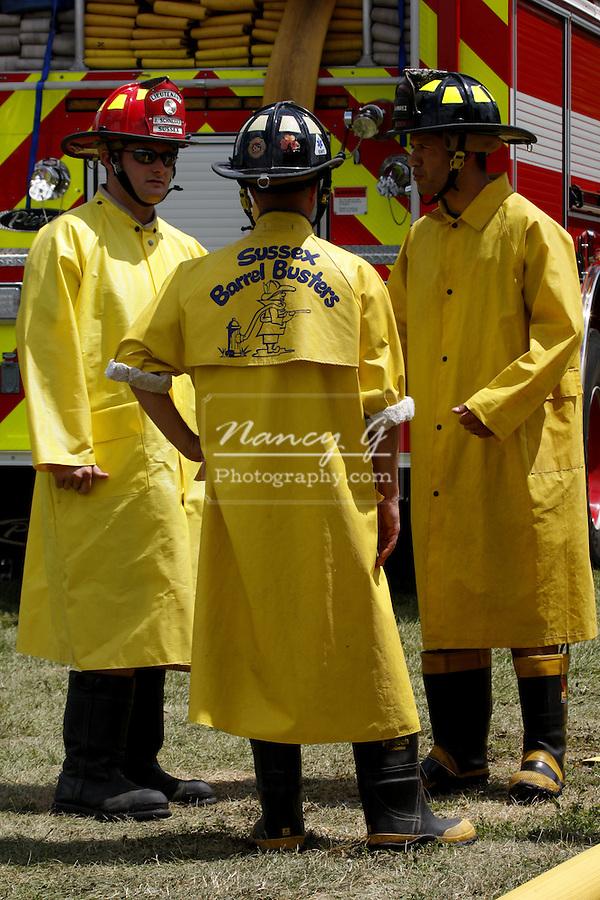 Sussex Wisconsin Fire Department Barrel Busters waterfight team