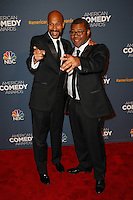 New York, New York - April 26 : Keegan - Michael Key and Jordan Peele  attend the American Comedy<br /> Awards held at the Hammerstein Ballroom in New York, New York<br /> on April 26, 2014.<br /> Photo by Brent N. Clarke / Starlitepics /NortePhoto
