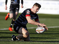 London Broncos v Oxford Rugby League 21-1-17