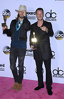 21 May 2017 - Las Vegas, Nevada -  Florida Georgia Line. 2017 Billboard Music Awards Press Room at T-Mobile Arena. Photo Credit: MJT/AdMedia