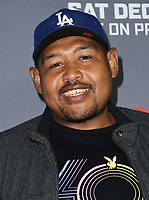 01 December 2018 - Los Angeles, California - Omar Benson Miller . Heavyweight Championship Of The World 'Wilder vs. Fury' held at The Staples Center. <br /> CAP/ADM/BT<br /> &copy;BT/ADM/Capital Pictures