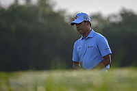 Si Woo Kim (KOR) approaches the tee on 11 during day 1 of the Valero Texas Open, at the TPC San Antonio Oaks Course, San Antonio, Texas, USA. 4/4/2019.<br /> Picture: Golffile | Ken Murray<br /> <br /> <br /> All photo usage must carry mandatory copyright credit (© Golffile | Ken Murray)