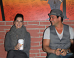 General Hospital - Kelly Monaco & Tyler Christopher appear at Uncle Vinnie's Comedy Club on February 19, 2011 in Point Pleasant Beach, New Jersey for fun, questions, stories, autographs and photos. (Photo by Sue Coflin/Max Photos)