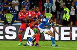 Millonarios venció como local 1-0 a Deportivo Pasto. Fecha 13 Liga Águila II-2017.