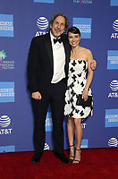 PALM SPRINGS, CA - JANUARY 3: Peter Farrelly, Linda Cardellini, at the 2019 Palm Springs International Film Festival Awards Gala at the Palm Springs Convention Center in Palm Springs, California on January 3, 2019.       <br /> CAP/MPI/FS<br /> &copy;FS/MPI/Capital Pictures