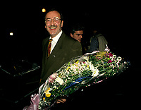 Montreal (QC) CANADA - File Photo - 1992-<br /> <br /> Andre Boulerice, Parti Quebecois MNA for Sainte-Marie-Saint-Jacques in Montreal.<br /> <br /> <br /> Andr» Boulerice (born May 8, 1946 in Joliette, Quebec) is a Qu»b»cois politician and gay rights activist. He was a member of the National Assembly of Quebec for the riding of Sainte-MarieÛSaint-Jacques in Montreal.<br /> <br /> Born in Joliette, he graduated in specialized education from C»gep du Vieux Montr»al. He joined the Parti Qu»b»cois in 1970 and later worked for the Chambly school board.<br /> <br /> He was elected in the Sainte-MarieÛSaint-Jacques riding in 1989, formerly under Claude Charron. Boulerice was reelected in 1994, 1998 and 2003. He was also the assistant leader in the government, president of the Quebec division of the Assembl»e parlementaire de la Francophonie and Quebec immigration minister. He helped introduce civil union for same-sex couples. Boulerice resigned in September 2005.