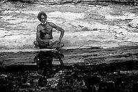 Aboriginal Tribal Land in Arnhem Land, Australia