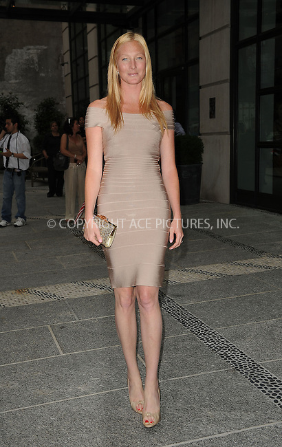 WWW.ACEPIXS.COM . . . . . ....June 28 2010, New York City....Maggie Rizer arriving at The Cinema Society & Piaget screening of 'Twilight Saga: Eclipse' at the Crosby Street Hotel on June 28, 2010 in New York City. ....Please byline: KRISTIN CALLAHAN - ACEPIXS.COM.. . . . . . ..Ace Pictures, Inc:  ..(212) 243-8787 or (646) 679 0430..e-mail: picturedesk@acepixs.com..web: http://www.acepixs.com