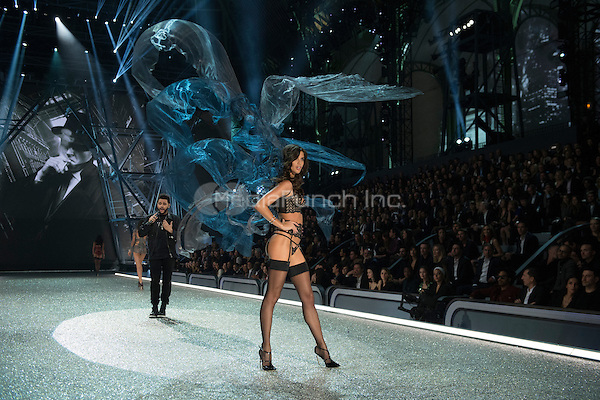 Sara Sampaio<br /> Victoria's Secret Fashion Show at the  Grand Palais, Paris, France on 30th November 2016.<br /> CAP/GOL<br /> &copy;GOL/Capital Pictures /MediaPunch ***NORTH AND SOUTH AMERICAS ONLY***