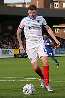 Dion Donohue of Portsmouth during AFC Wimbledon vs Portsmouth, Sky Bet EFL League 1 Football at the Cherry Red Records Stadium on 13th October 2018