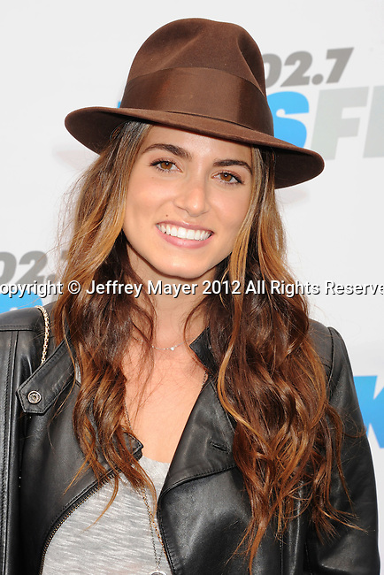 CARSON, CA - MAY 12: Nikki Reed attends 102.7 KIIS FM's Wango Tango at The Home Depot Center on May 12, 2012 in Carson, California.