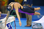 Jessica Long (USA), <br /> SEPTEMBER 8, 2016 - Swimming : <br /> Men's 400m Freestyle S8 Final  <br /> at Olympic Aquatics Stadium<br /> during the Rio 2016 Paralympic Games in Rio de Janeiro, Brazil.<br /> (Photo by AFLO SPORT)