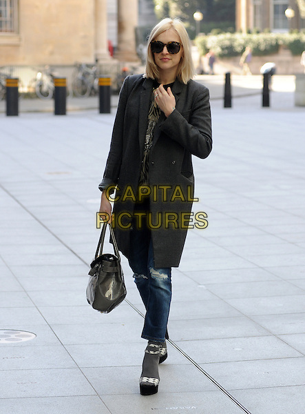 LONDON, UK - MARCH 05 - Fearne Cotton seen at the Radio One Studios, London, on Wednesday, March 05, 2014. <br /> CAP/AOU<br /> &copy;AOU/Capital Pictures