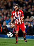 Atletico Madrid's Filipe Luis in action during the Champions League Group C match at the Stamford Bridge, London. Picture date: December 5th 2017. Picture credit should read: David Klein/Sportimage