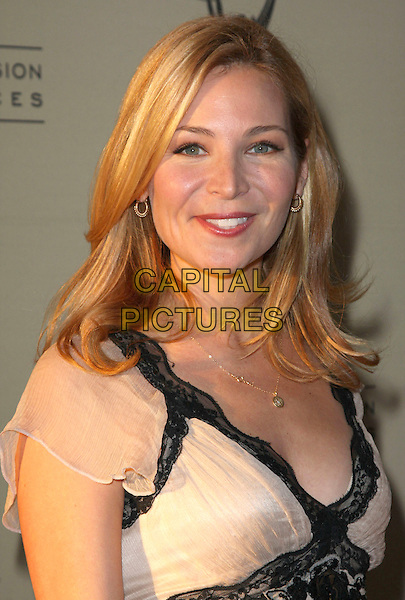 "JENNIFER WESTFELDT.The Academy Of Television Arts and Sciences present ""Inside Mad Men"" held at the Leonard H. Goldensen Theatre, North Hollywood, California,.10 March 2008..portrait headshot.CAP/ADM/`CH.?Charles Harris/Admedia/Capital PIctures"