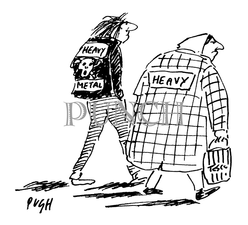Punch Cartoons about Fashion | PUNCH Magazine Cartoon Archive