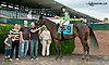 Miss Dayna Lee winning at Delaware Park on 8/8/13