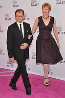 New York, NY- September 20: Mikhail Baryshnikov, Lisa Rinehart attends the New York City Ballet 2016 Fall Gala at David H. Koch Theater at Lincoln Center on September 20, 2016 in New York City@John Palmer / Media Punch
