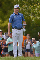Zach Johnson (USA) watches his tee shot on 12 during 4th round of the 100th PGA Championship at Bellerive Country Club, St. Louis, Missouri. 8/12/2018.<br /> Picture: Golffile   Ken Murray<br /> <br /> All photo usage must carry mandatory copyright credit (© Golffile   Ken Murray)