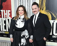 "05 August 2019 - Hollywood, California - Melissa McCarthy, Ben Falcone. ""The Kitchen"" Los Angeles Premiere held at TCL Chinese Theatre.  <br /> CAP/ADM/BT<br /> ©BT/ADM/Capital Pictures"