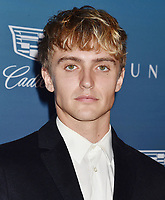 LOS ANGELES, CA - JANUARY 05: Hart Denton attends Michael Muller's HEAVEN, presented by The Art of Elysium at a private venue on January 5, 2019 in Los Angeles, California.<br /> CAP/ROT/TM<br /> &copy;TM/ROT/Capital Pictures