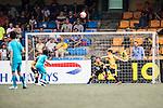 Juniors U-10 Plate Final. 傑志 Kitchee vs Tai Tam Tigers during the Juniors of the HKFC Citi Soccer Sevens on 21 May 2016 in the Hong Kong Footbal Club, Hong Kong, China. Photo by Li Man Yuen / Power Sport Images