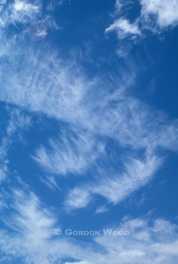 Wispy Cirrus Cloud