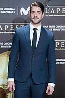 Luis Fernandez attends to the premiere of 'La Peste' at Callao Cinemas in Madrid, Spain. January 11, 2018. (ALTERPHOTOS/Borja B.Hojas) /NortePhoto.com NORTEPHOTOMEXICO
