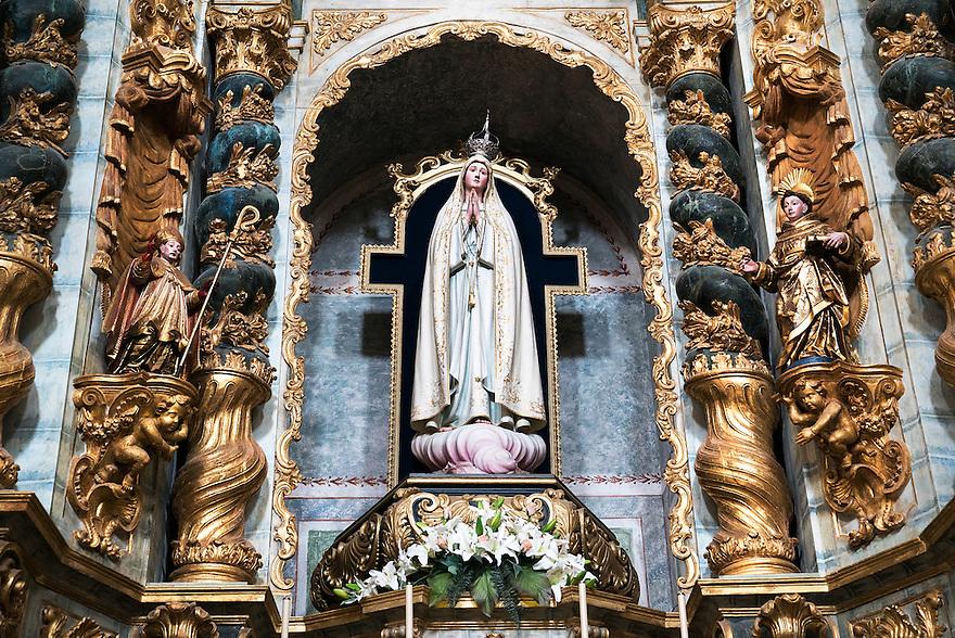Our Lady of Fatima in Évora, Portugal.