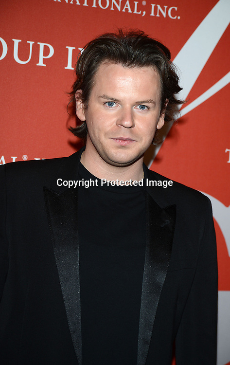 Christopher Kane attends the Fashion Group International's Night of Stars Gala on October 22, 2013 at Cipriani Wall Street in New York City.
