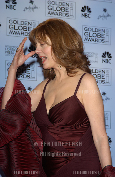 SUSAN SARANDON at the 61st Annual Golden Globe Awards at the Beverly Hilton Hotel, Beverly Hills, CA..January 25, 2004