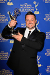 LOS ANGELES - JUN 20: Jay Heiserman at The 41st Daytime Creative Arts Emmy Awards Gala in the Westin Bonaventure Hotel on June 20th, 2014 in Los Angeles, California