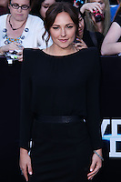 "WESTWOOD, LOS ANGELES, CA, USA - MARCH 18: Briana Evigan at the World Premiere Of Summit Entertainment's ""Divergent"" held at the Regency Bruin Theatre on March 18, 2014 in Westwood, Los Angeles, California, United States. (Photo by David Acosta/Celebrity Monitor)"