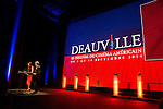 Opening ceremony of the 40th Deauville's US Film Festival