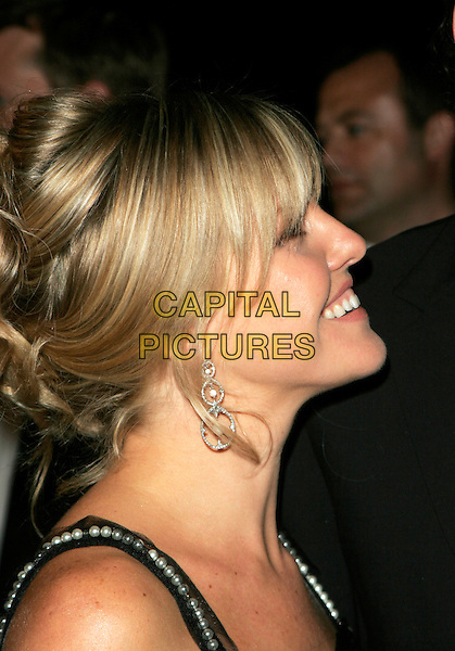 ASHLEY JENSEN .Red Carpet Arrivals at The British Academy Television Awards (BAFTA) Sponsored by Pioneer, held at the London Palladium, London, England. .May 20th 2007.headshot portrait jenson profile.CAP/AH.©Adam Houghton/Capital Pictures