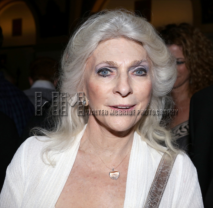 Judy Collins attends the after performance party for the New York City Center Encores! Off-Center production of 'Randy Newman's FAUST' - The Concert at City Center on July 1, 2014 in New York City.