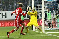 18.12.2016: SV Darmstadt 98 vs. FC Bayern Muenchen