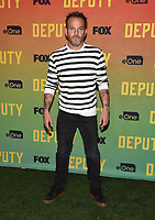 """LOS ANGELES, CA - NOVEMBER 18: Stephen Dorff attends the advanced screening for Fox's """"Deputy"""" at James Blakeley Theater on the Fox Studio Lot on November 18, 2019 in Los Angeles, California. on November 13, 2019 in Los Angeles, California. (Photo by Frank Micelotta/Fox/PictureGroup)"""