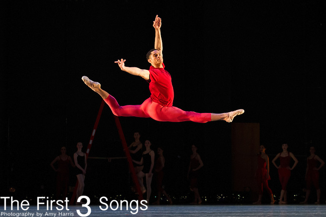 Cincinnati Ballet and BalletMet Columbus present Symphony in C and Bolero at the Aronoff Center for the Arts in Cincinnati, OH