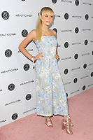LOS ANGELES - AUG 12: DeVore Ledridge at the 5th Annual BeautyCon Festival Los Angeles at the Convention Center on August 12, 2017 in Los Angeles, California