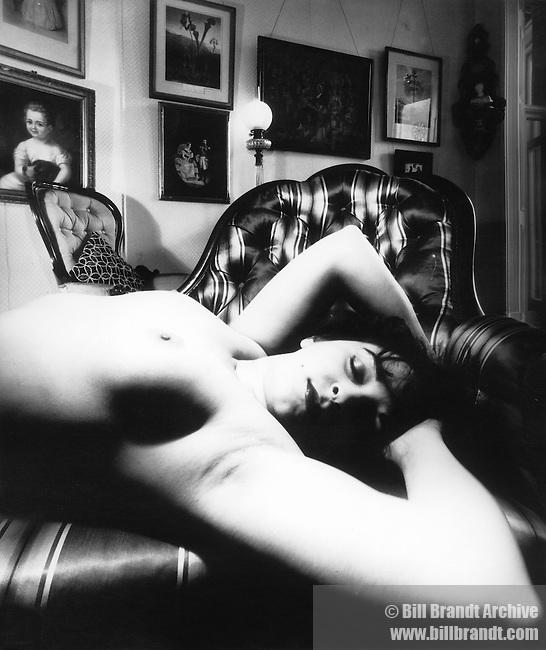 Nude,  Campden Hill, London,195.