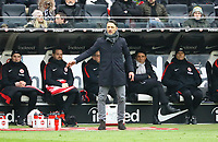 Trainer Niko Kovac (Eintracht Frankfurt) - 17.03.2018: Eintracht Frankfurt vs. 1. FSV Mainz 05, Commerzbank Arena