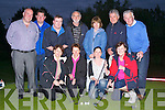 Having fun at the Deerpark Pitch and Putt club midnight scramble on Saturday night were front row l-r: Gloria Kilcommons, Katie O'Connell Killarney Rotary President, Geraldine Sheehy South West Councelling Centre, Kathleen Commins. Back row: Derry McCarthy, Aidan O'Donoghue, Ger Kilcommins, Bob Commins, Maria and Patrick Cotter and James Tarrant..