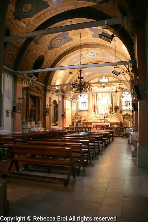 Santa Maria Padua church in Taksim, Istanbul, Turkey