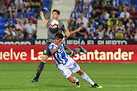 2018.08.24 La Liga CD Leganes VS Real Sociedad