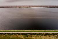 Amager F&aelig;lled, Kalveboderne, Kalvebodsl&oslash;bsbroen, Aved&oslash;rev&aelig;rket, Hvidovre, Valby og K&oslash;benhavn set fra Stork&oslash;benhavns Modelflyveklub.<br /> <br /> <br /> <br /> Foto: Jens Panduro