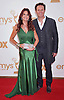 """ROMA DOWNEY AND MARK BURNETT.attends the Academy of Television Arts & Sciences 63rd Primetime Emmy Awards at Nokia Theatre L.A. Live, Los Angeles_18/09/2011.Mandatory Photo Credit: ©Crosby/Newspix International. .**ALL FEES PAYABLE TO: """"NEWSPIX INTERNATIONAL""""**..PHOTO CREDIT MANDATORY!!: NEWSPIX INTERNATIONAL(Failure to credit will incur a surcharge of 100% of reproduction fees).IMMEDIATE CONFIRMATION OF USAGE REQUIRED:.Newspix International, 31 Chinnery Hill, Bishop's Stortford, ENGLAND CM23 3PS.Tel:+441279 324672  ; Fax: +441279656877.Mobile:  0777568 1153.e-mail: info@newspixinternational.co.uk"""